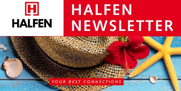 HALFEN Newsletter Juli 2020