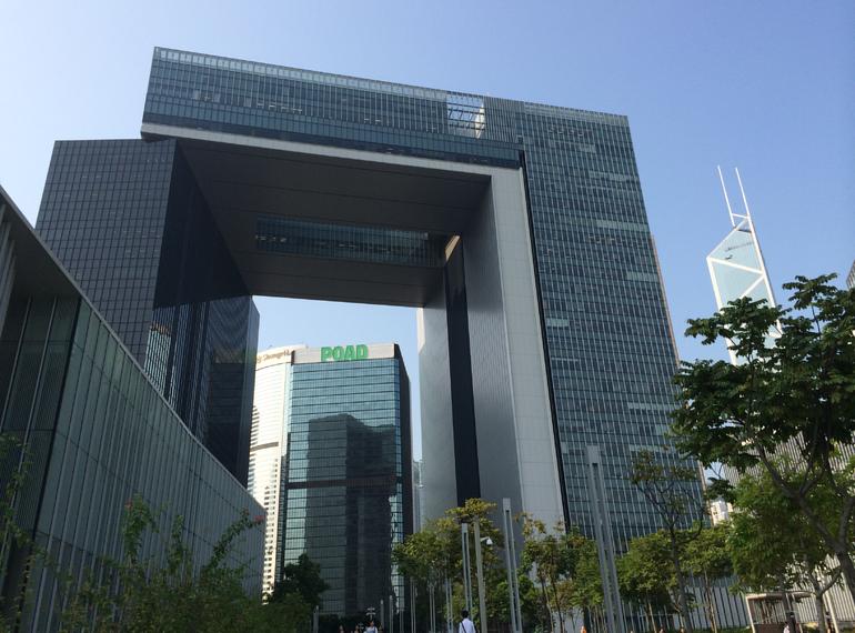 tilslutte Hong Kong
