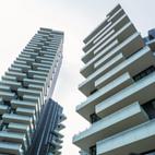 Residential Towers Planivolumetrico ©tomjasny.com